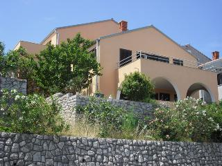 Sea View Apartment with Terrace on Lošinj Island - Mali Losinj vacation rentals