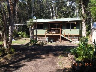 Private Cozy Cottage In The Woods - Naalehu vacation rentals