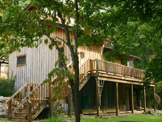 Nice Cabin with Deck and A/C - Jasper vacation rentals