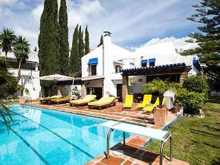 4 bedroom Villa with A/C in Marbella - Marbella vacation rentals