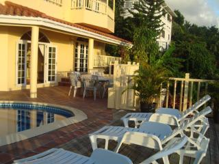 Mango Tree Villa,  Sleeps 8  Great Location For Family & Friends - Gros Islet vacation rentals