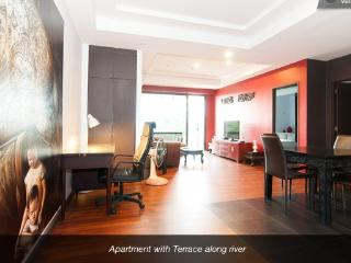Loft one bedroom with big terrace - Bangkok vacation rentals