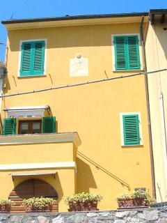 Bright 2 bedroom Villa in Vicopisano - Vicopisano vacation rentals