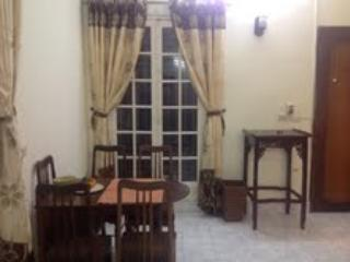 Combined dining and living room - Apartment in Trang Thi Street in Hanoi centre - Hanoi - rentals