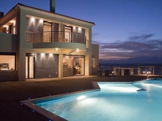 Villa Sun holiday vacation villa rental greece, crete, sea views, pool, near Chania, holiday vacation villa to rent to let greece, - Chania vacation rentals