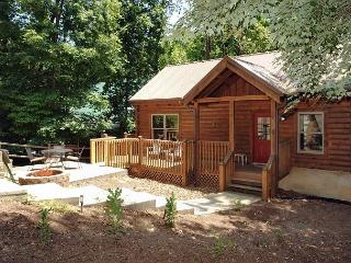 2 Bedroom Log Cabin 1 mile to Teaster Lane/Trolley Stop Pigeon Forge TN - Sevierville vacation rentals