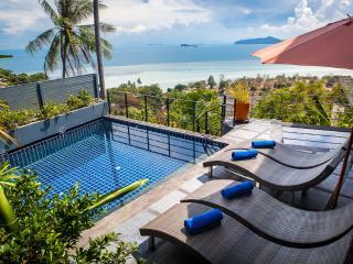 Brand New, Ocean View, Spectacular 2 Bedroom Villa - Koh Samui vacation rentals