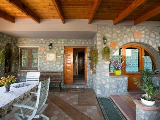 Nice three bedrooms apartment with pool, sea view - Sant'Agata sui Due Golfi vacation rentals