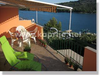 Charming apartment on a calm island,40m from beach - Kaprije vacation rentals
