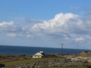 Errislannan - Ideal for a morning swim or the kids fishing off the rocks, only four miles from Clifden - Ballyconneely vacation rentals