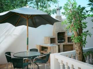 Detached two bedroom garden cottage and villa apartment plus two bedrooms with large private swimming family size pool - Almancil vacation rentals