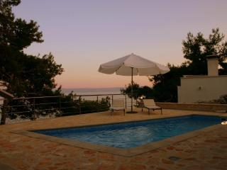 Villa Bila - Seafront villa with pool - Cove Puntinak (Selca) vacation rentals