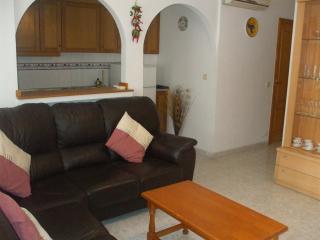 Two  bedroom ground floor apartment close to Villamartin plaza. - San Miguel de Salinas vacation rentals