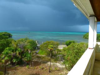 House; Oceanfront, Secluded, Off-grid with Electricity, Wi-Fi, & Fabulous Views! - Caye Caulker vacation rentals