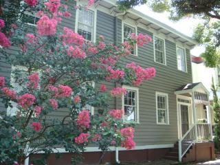 Mimosa House in Historic Savannah - Southern Georgia vacation rentals