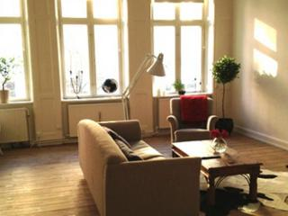 Unique Copenhagen apartment on Stroeget shopping street - Copenhagen vacation rentals