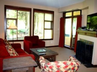 2 bedroom Condo with Internet Access in Sun Peaks - Sun Peaks vacation rentals