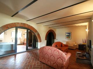 GIALLO APARTMENT private garden with beautiful terrace / pool - Pergine Valdarno vacation rentals
