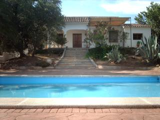 Lovely House in Iznajar, private pool. - Iznajar vacation rentals