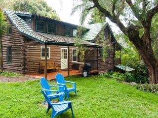 Sacred Garden Retreat—Unique Log House on Maui! - Maui vacation rentals
