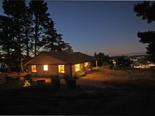 Time Honored Adobe Home - Sweeping Ocean View on 12 Acres. - Carmel vacation rentals