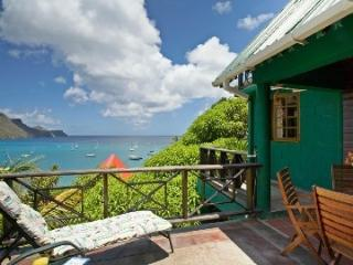 Beachfront Flamingo Villa with pool & sunset views - Bequia vacation rentals