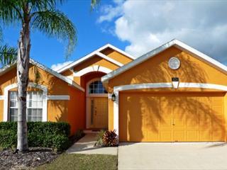 Orange Flower Villa (Orange824-NTO4) Community Lagoon Style Pool! - Winter Haven vacation rentals