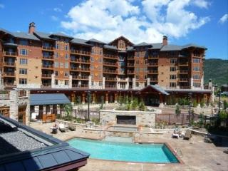 Canyons bliss.  Ski in Ski out Park City - Park City vacation rentals