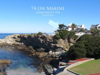 2 bedroom Condo with Internet Access in Hermanus - Hermanus vacation rentals