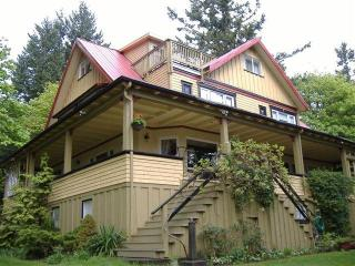 Marifield Manor Bed and breakfast - Shawnigan Lake vacation rentals