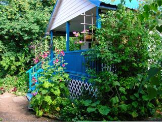 The Adorable Hollyhock Guesthouse - European Charm - Mitchell vacation rentals