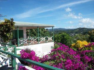 Moonlight Shala- high in the hiils with sea views - Tobago vacation rentals