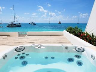 Aqualina 2 Bedroom Beachfront Condo on Simpon Bay Beach | Island Properties - Saint Martin-Sint Maarten vacation rentals
