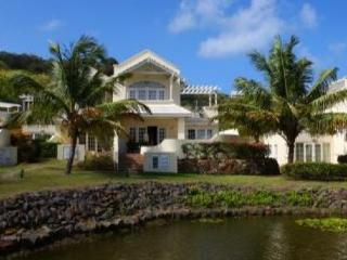 3 bedroom villa ideally situated on St. Lucia's only golf course. - Cap Estate vacation rentals