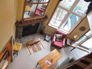Home-sweet-home, 3 bedrm Gorgeous get-away, 3 min walk to Mountain village! - Mont Tremblant vacation rentals