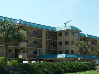 2 BR-2BA Oceanfront condo- 7th night free - Fernandina Beach vacation rentals