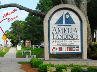 Comfortable 2 bedroom Villa in Fernandina Beach with Internet Access - Fernandina Beach vacation rentals