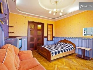 1 bedroom Apartment with Internet Access in Minsk - Minsk vacation rentals