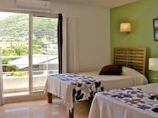 Tamarin Beach Apartments: Second bedroom with twin beds - 4, Tamarin Beach Apartments Mauritius - Tamarin - rentals