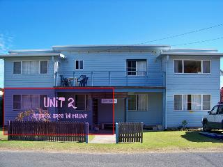 Beachcombers Unit 2 - PET FRIENDLY - Linen incl. - Wooli vacation rentals
