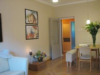 For 4 in a green neighbourhood in heart of Warsaw - Central Poland vacation rentals