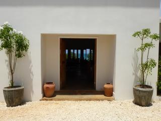 Contemporary styled luxury villa on private beach. - Treasure Beach vacation rentals