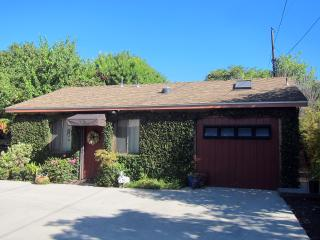 A Quiet Cottage - Minutes from Town - Santa Barbara vacation rentals