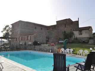 Villa with pool in Chianti Valdelsa - Radicondoli vacation rentals