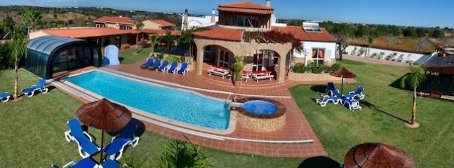Front Villa Ania - Villa Ania, Albufeira - Ideal for all ages!!! - Albufeira - rentals
