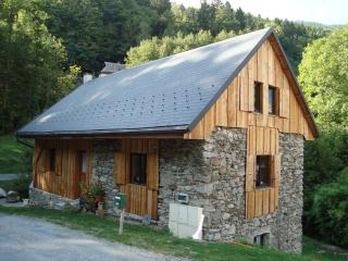 Tranquil former watermill with idyllic garden - Saint-Alban-des-Hurtieres vacation rentals