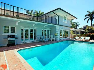Sunrise Keys- Beautiful waterfront home. Hot Deal! - Fort Lauderdale vacation rentals
