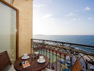 Ascot Seafront Apartment, St. Paul's Bay, Malta - Malta vacation rentals