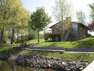 Sunsetview Vacation Lake Home - Lindstrom vacation rentals