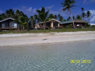 Affordable Home with the best beach and views on Aitutaki! - Aitutaki vacation rentals
